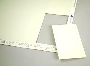 アイボリー コクヨ マルチプリンタ用 名刺用紙 A4 100枚 アイボリー KPC-VE15LY_画像4