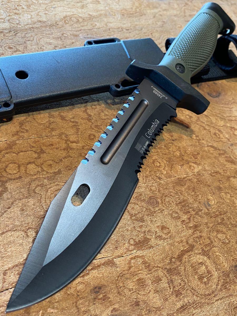 シースナイフ サバイバルナイフ アウトドアナイフ