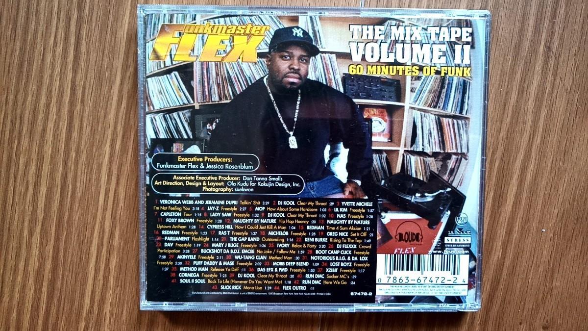 FUNK MASTER FLEX THE MIX TAPE VOLUME2