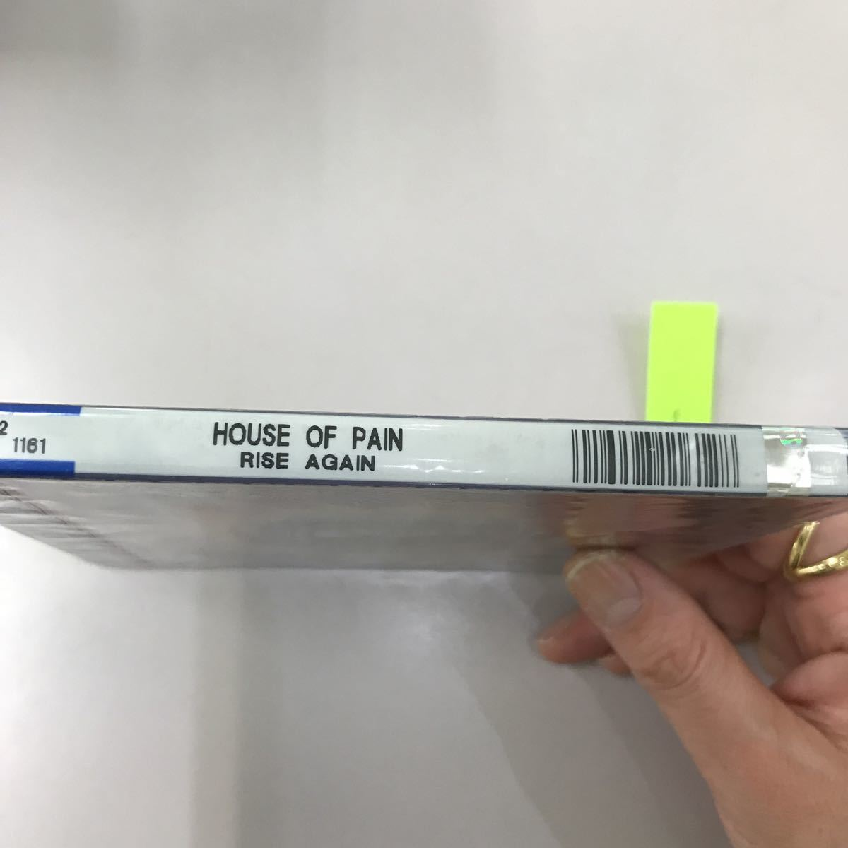 CD 輸入盤未開封【洋楽】長期保存品 HOUSE OF PAIN