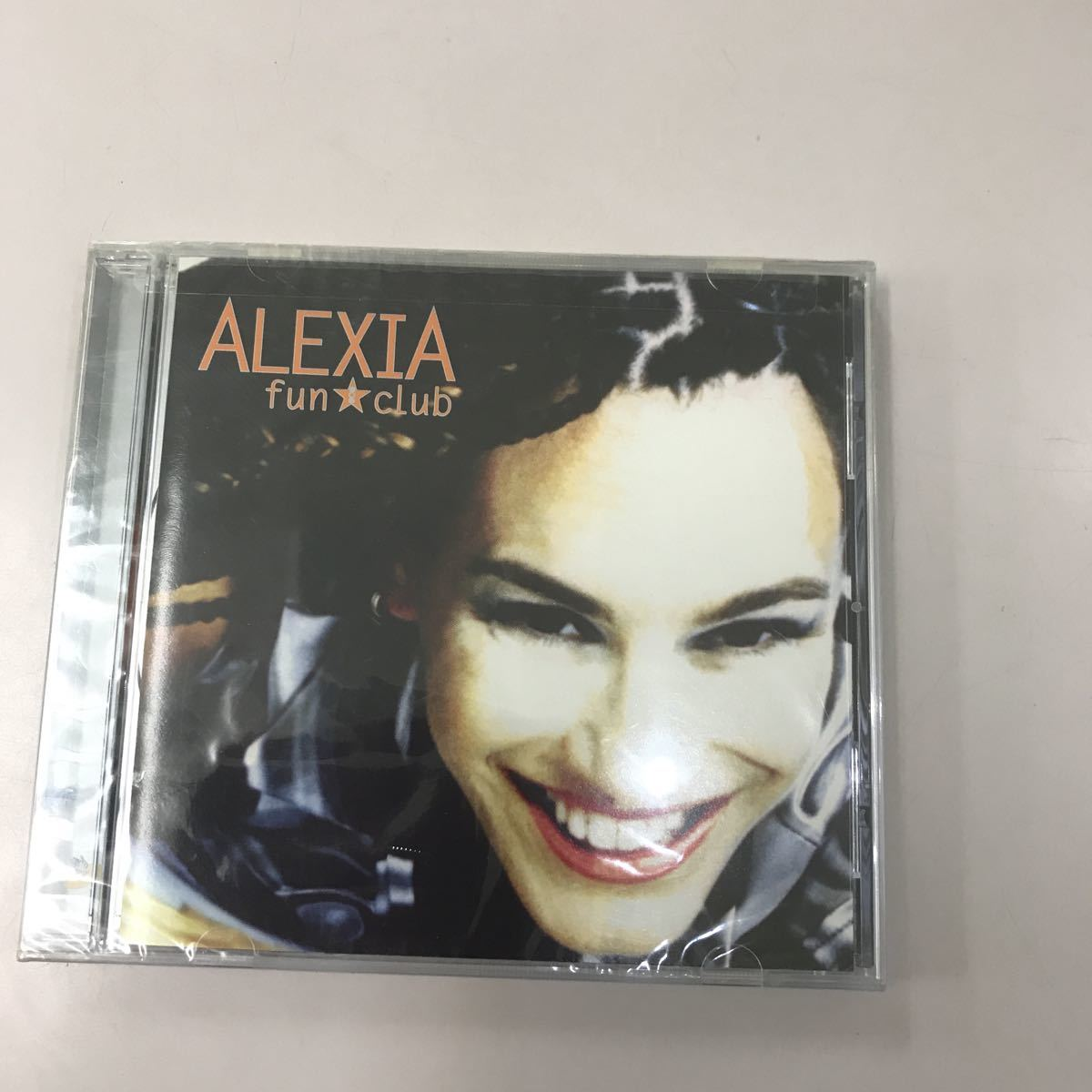 CD 輸入盤未開封【洋楽】長期保存品 ALEXIA