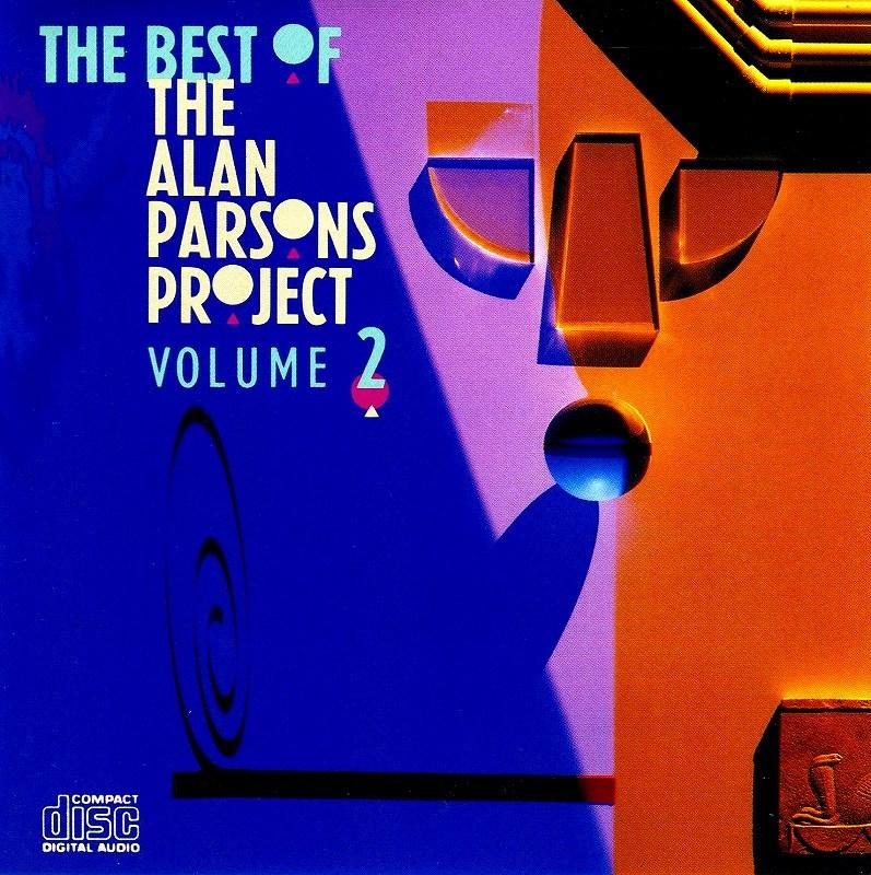 ◆◆THE BEST OF THE ALAN PARSONS PROJECT VOLUME 2◆ザ・ベスト・オブ・ザ・アラン・パーソンズ・プロジェクト Vol.2 即決 送料込◆◆