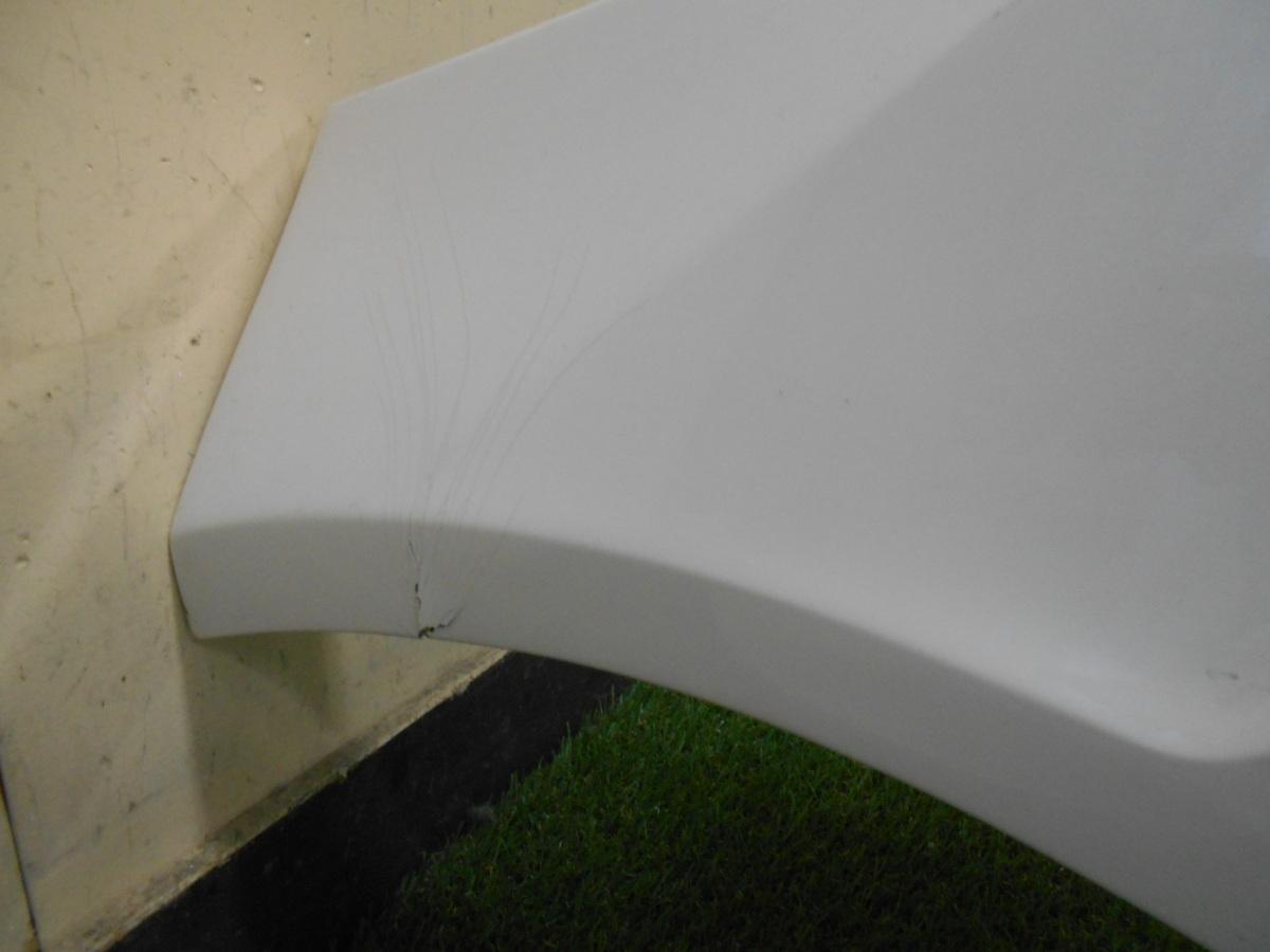 W212 前期 WALD フロントバンパー中古_画像4