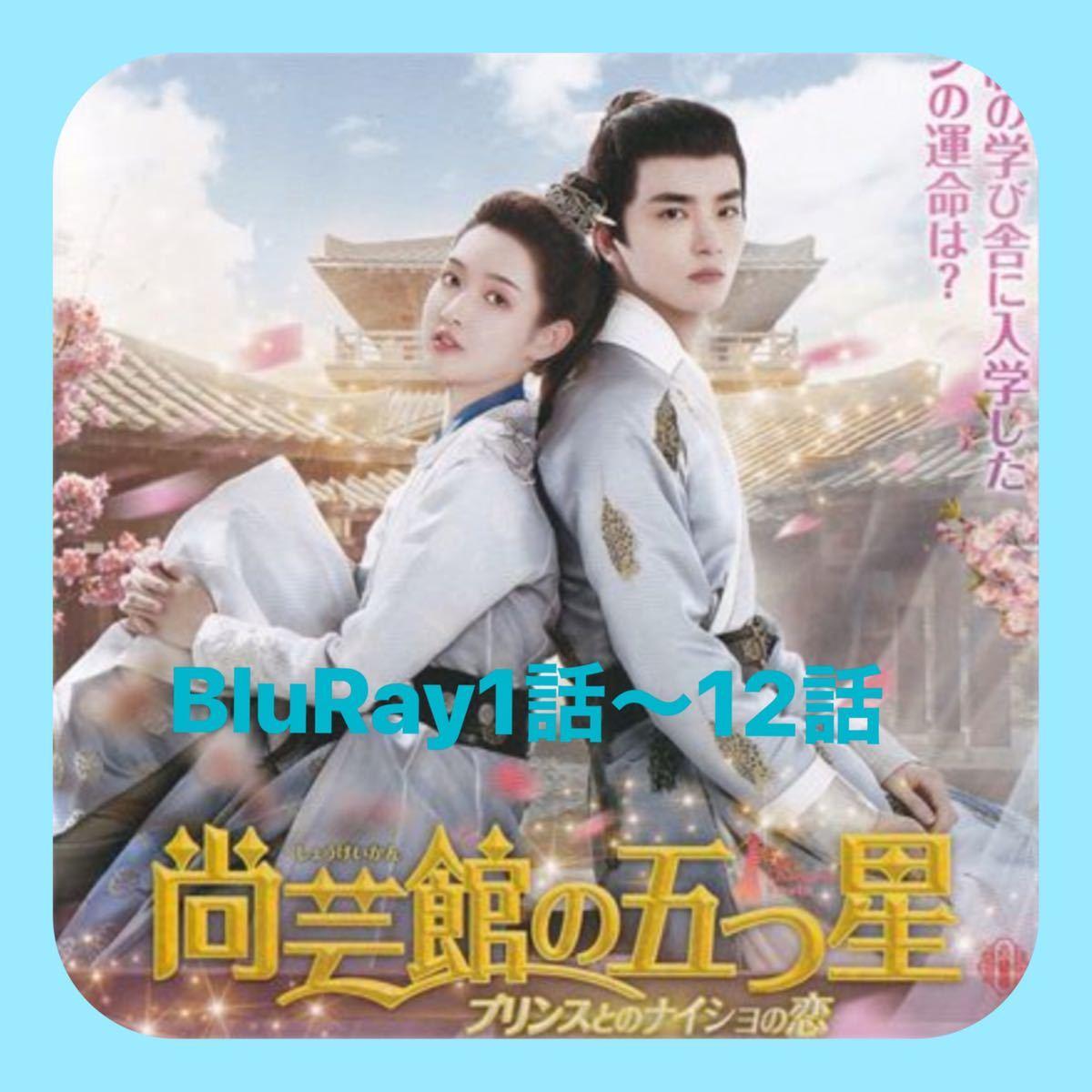 中国ドラマ  尚芸館の五つ星  BluRay1話~12話まで 画質良
