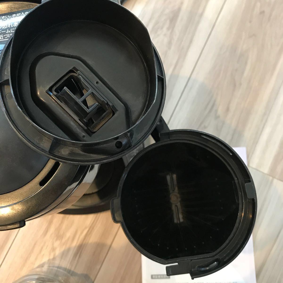 全自動 コーヒーメーカー Panasonic NC-A55P