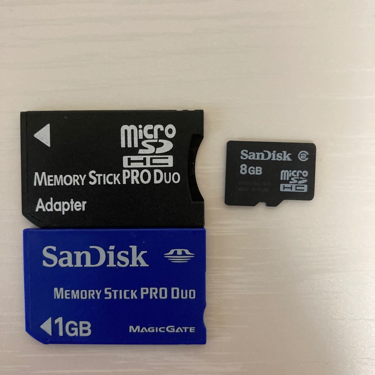 Memory Stick Pro Duo メモリースティック