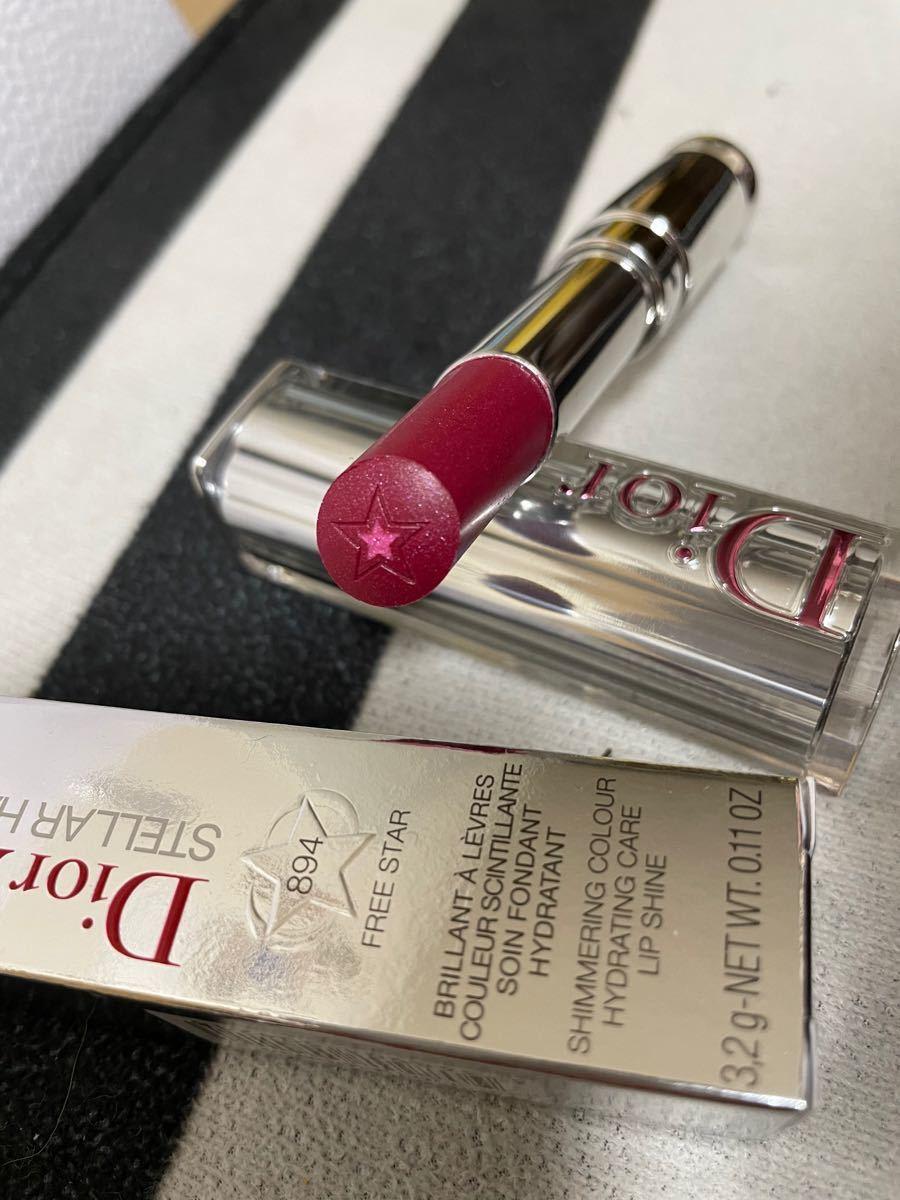 Dior ディオール アディクト ステラー ハロ シャイン 894 新品未使用 口紅 一部店舗限定商品
