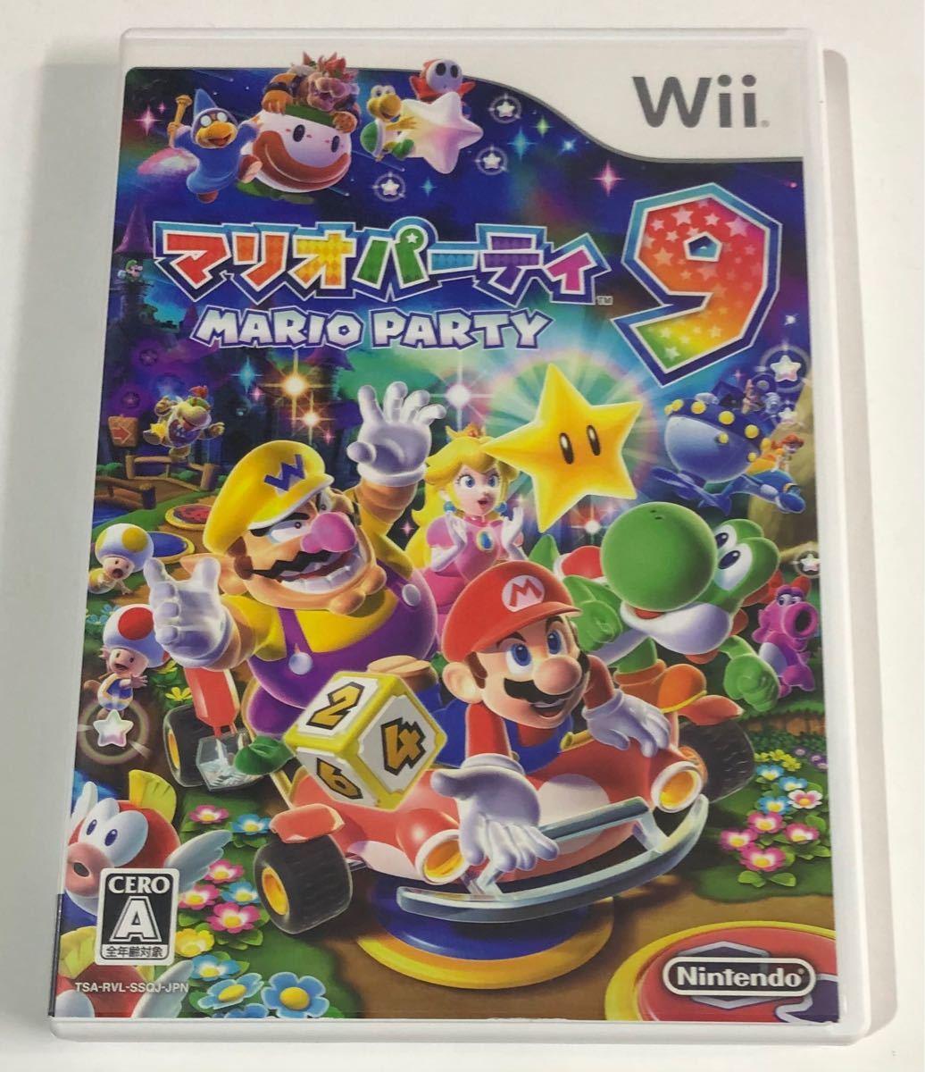 マリオパーティ9 Wii