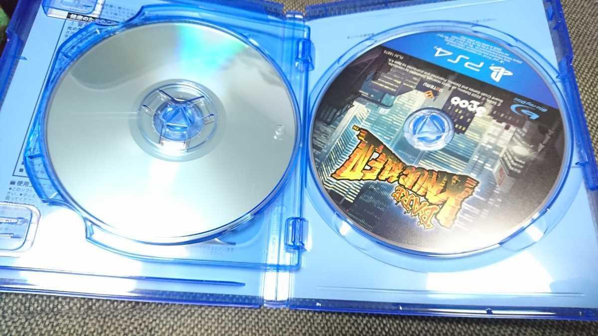PS4ソフト ベアナックル4 スペシャルエディション
