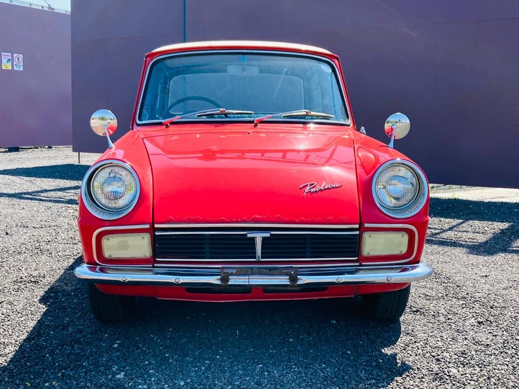 「昭和43年 パブリカ UP20 4MT 好調 旧車 クラシックカー」の画像3