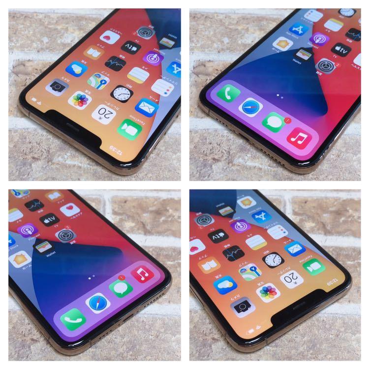 SIMフリー iPhone11ProMax 512GB 276 ゴールド 電池良好 完全動作品_画像4