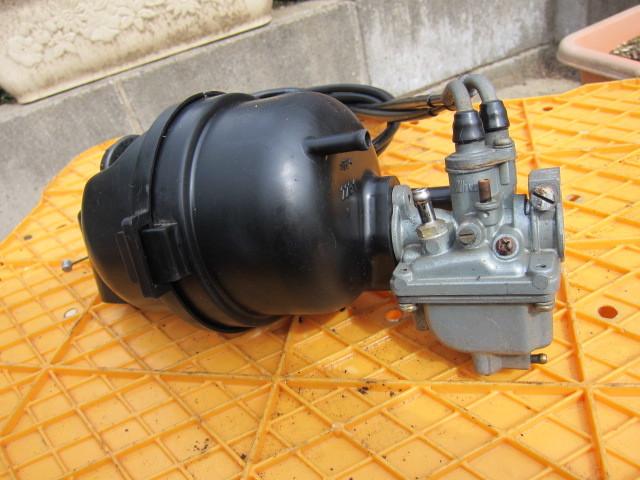 ... CZ41A  кабель  воздушный фильтр   идет в комплекте  карбюратор  【  Окинава  удаленные острова  исключать   стоимость доставки 980  йен 】