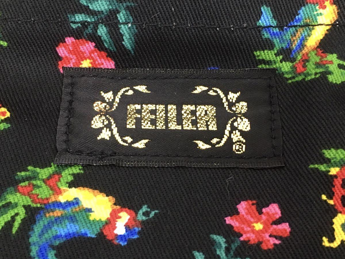 □ 未使用品【フェイラー】トートバッグ+ブック・布製・花柄・ランチバッグ・エコバッグ_画像6