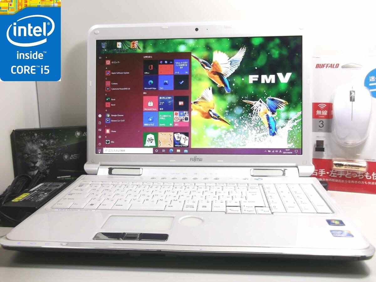 【新品 爆速SSD512搭載】☆高機能 インテル Core i5 ☆美品/ 最新Windows10/ 最新バージョン2004/ USB3.0/ Webカメラ/ 最新Office2019_【新品 爆速SSD512搭載】☆高機能 Core i5