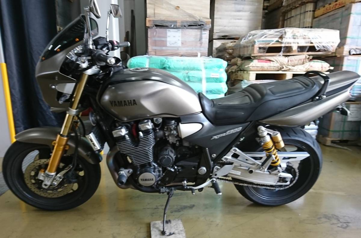 「XJR1300 RP03 2001年式 走行37500 車検令和4年11月まで」の画像1