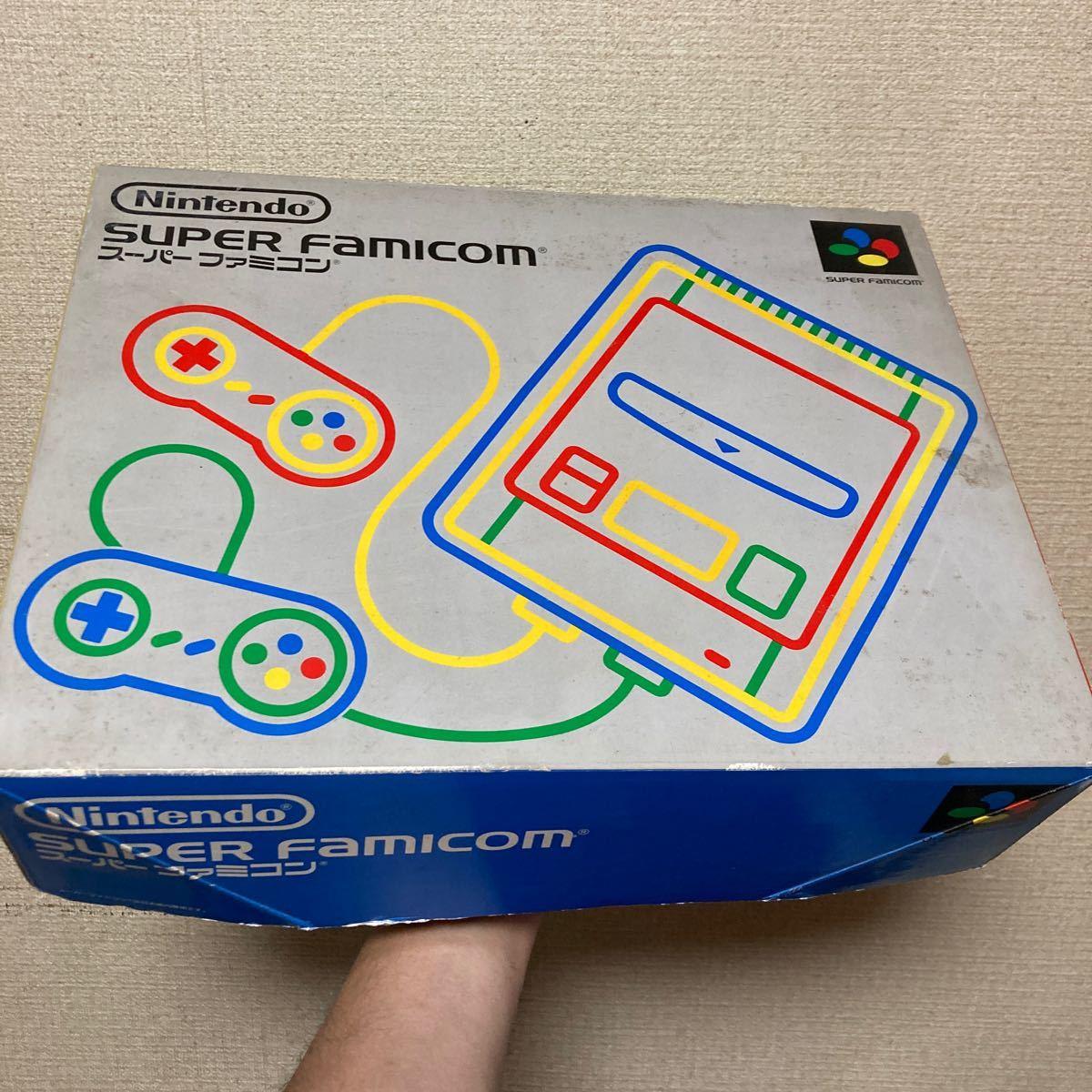 Nintendo  スーパーファミコン 本体 スーファミ ジャンク