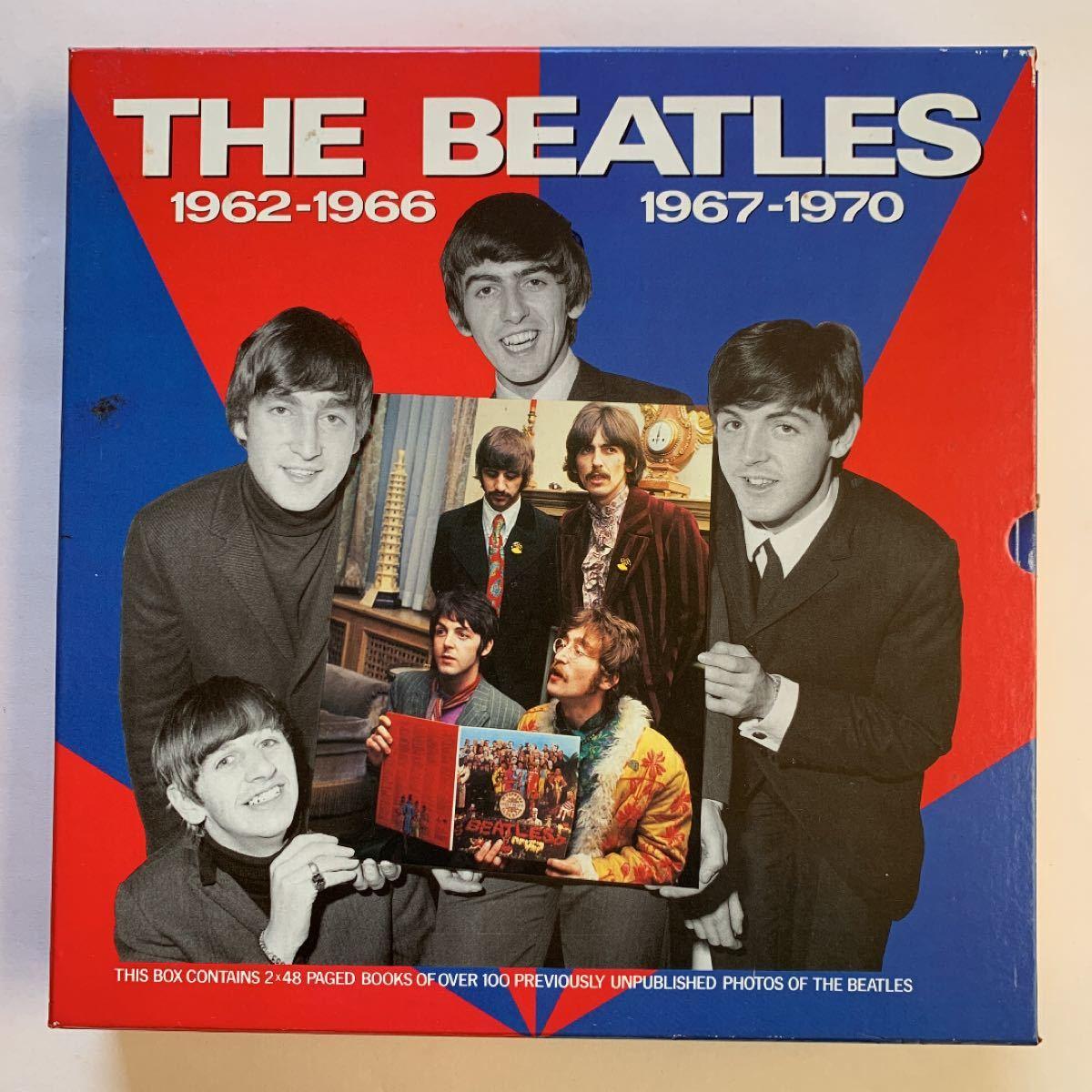 THE BEATLES CD BOX / ビートルズ