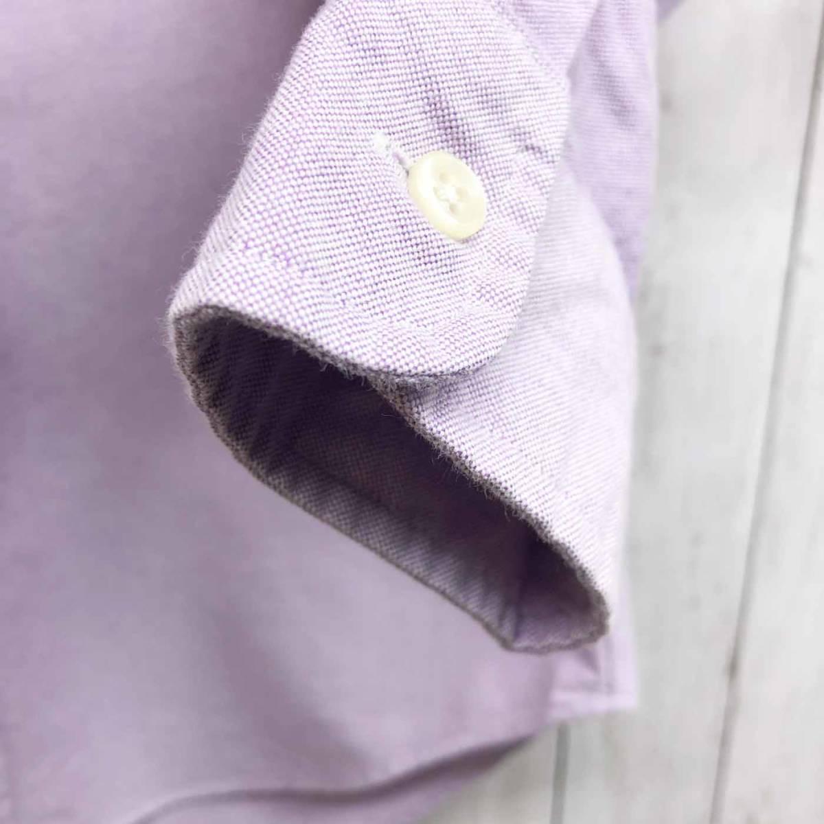 ラルフローレン POLO Ralph Lauren Polo 長袖シャツ メンズ ワンポイント Sサイズ 7-60_画像7