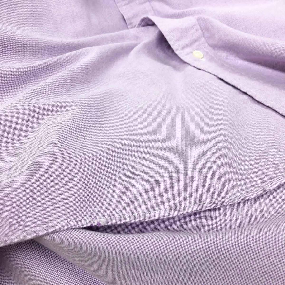 ラルフローレン POLO Ralph Lauren Polo 長袖シャツ メンズ ワンポイント Sサイズ 7-60_画像8