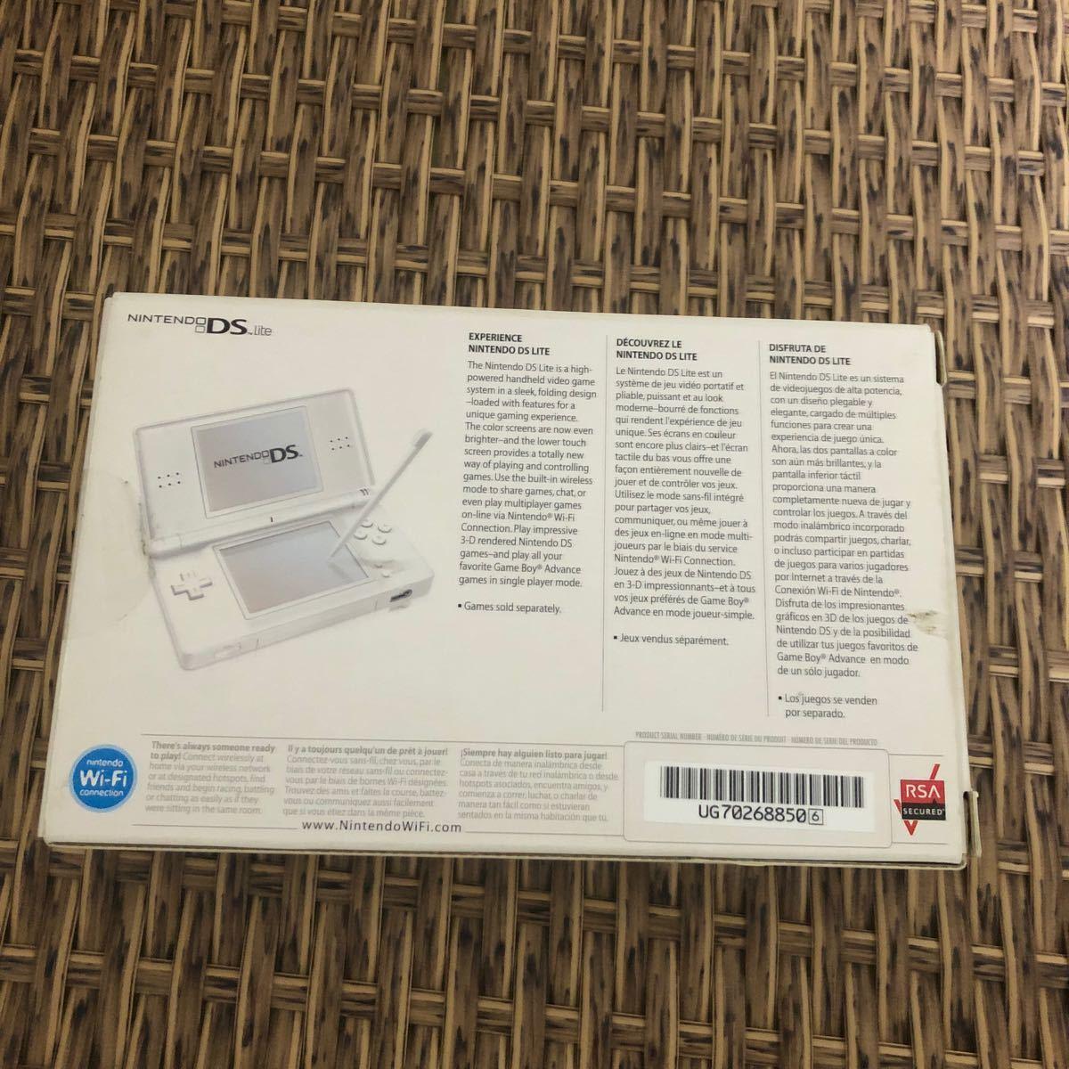 ニンテンドーDS Lite 北米版