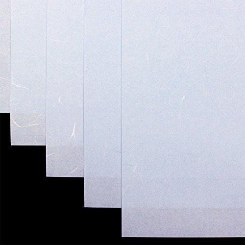 コクヨ(KOKUYO) 青 A4 コクヨ PPC用 和紙 KB-W119B_画像4