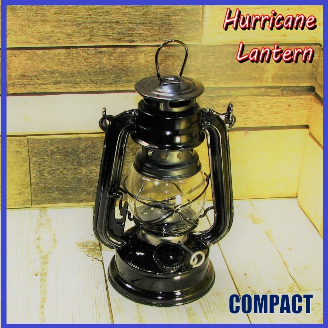 ランタン オイルランタン ハリケーンランタン 灯油 軽量 コンパクト 取説付き