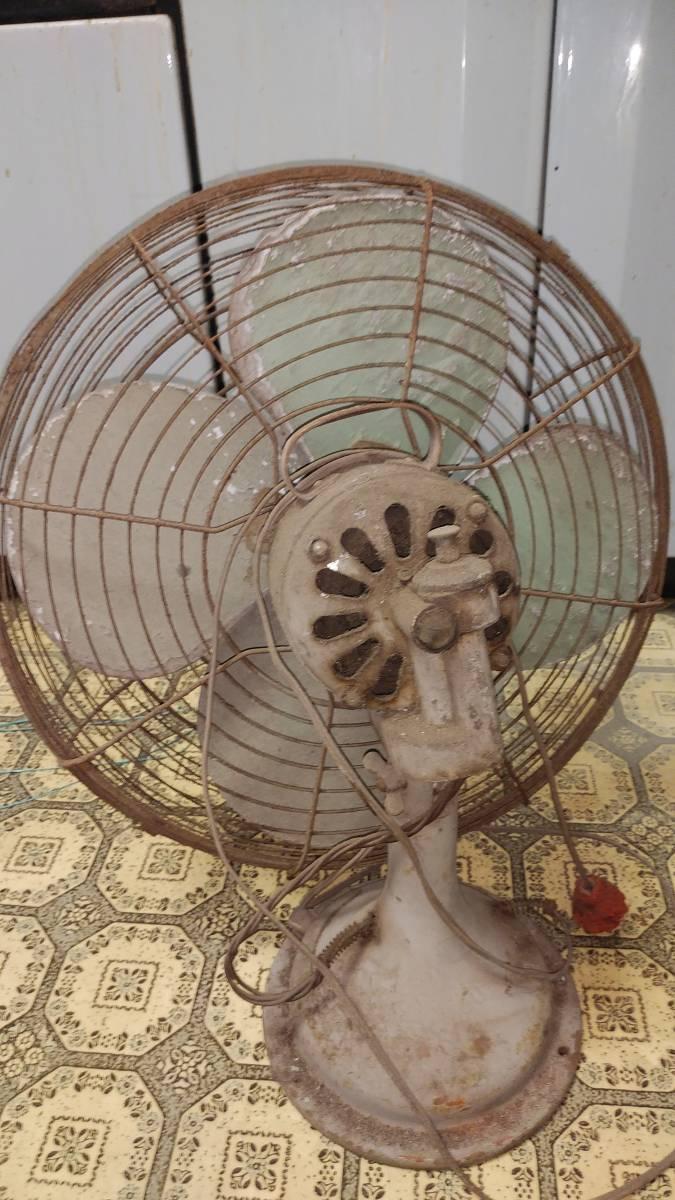 古い扇風機_画像3