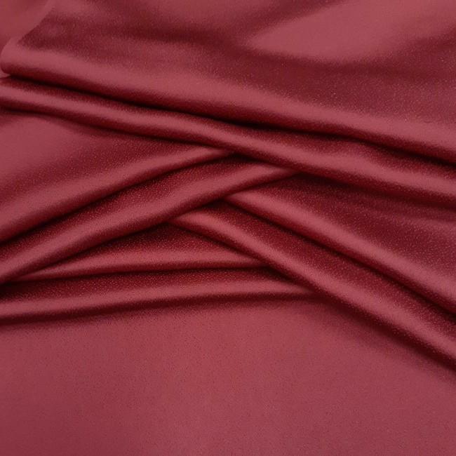 正絹 41623 渋い赤色 薄手生地 八掛 無地 シルク 5枚 はぎれ ハギレ リメイク ハンドメイド レッド
