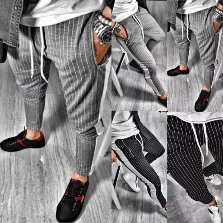 パンツ メンズ スウェットパンツ  ジョガーパンツ  おしゃれ ズボン L