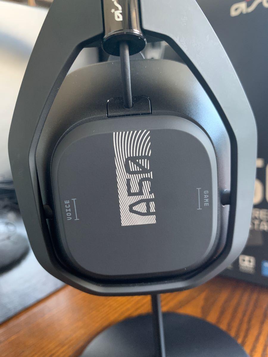 astro A50 ワイヤレスヘッドセット&ベースステーション