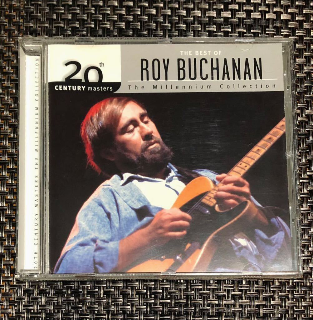 美品CD★ ROY BUCHANAN/ THE BEST OF ROY BUCHANAN ☆ロイ・ブキャナン