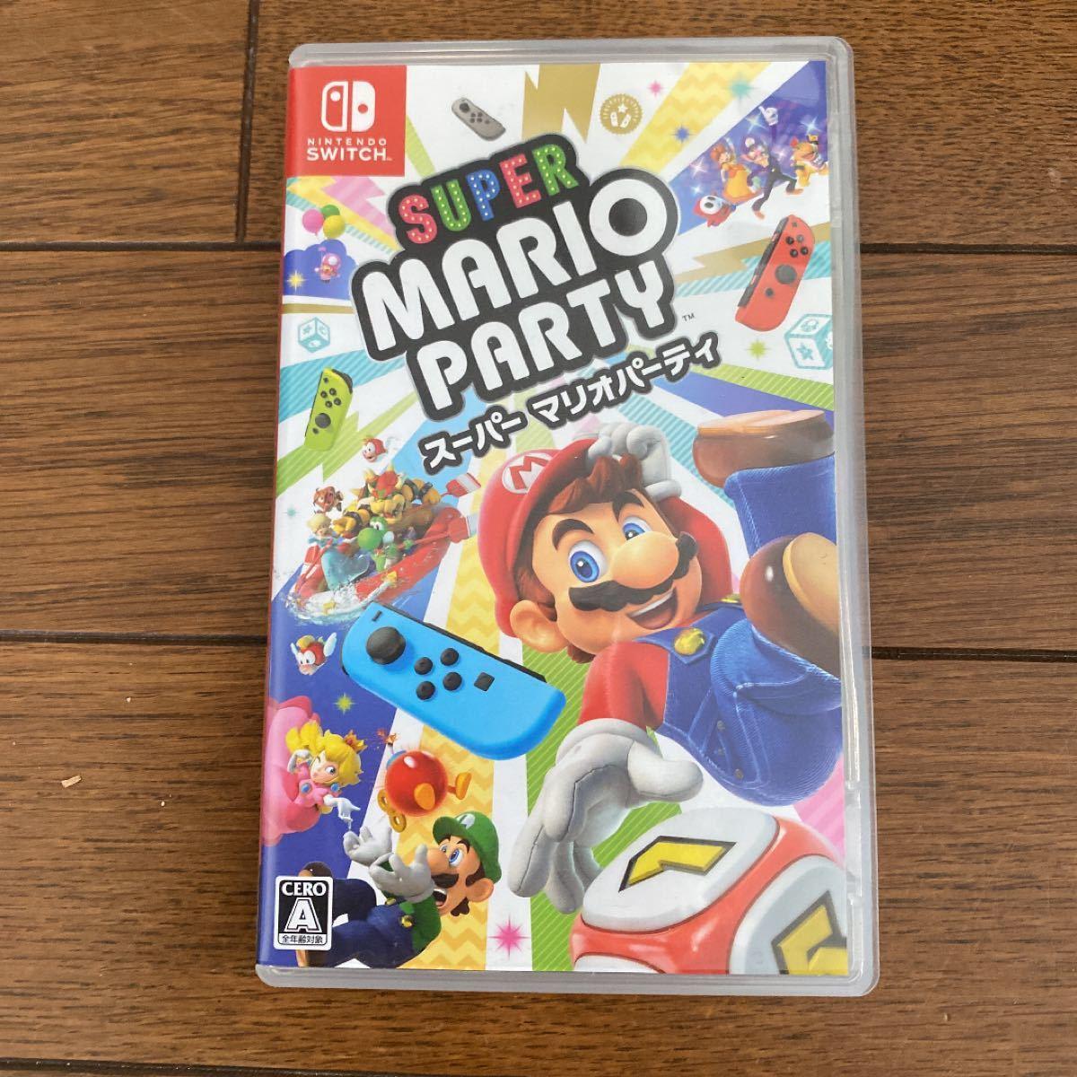 マリオ スーパーマリオパーティ Nintendo Switch スーパーマリオパーティー