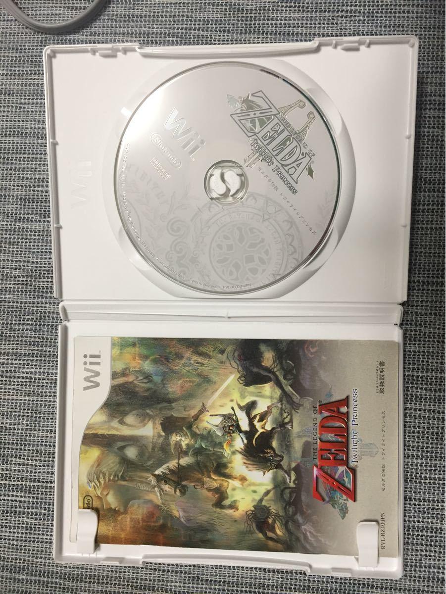 任天堂 Wii ソフト newスーパーマリオブラザーズ ゼルダの伝説 トワイライトプリンセス