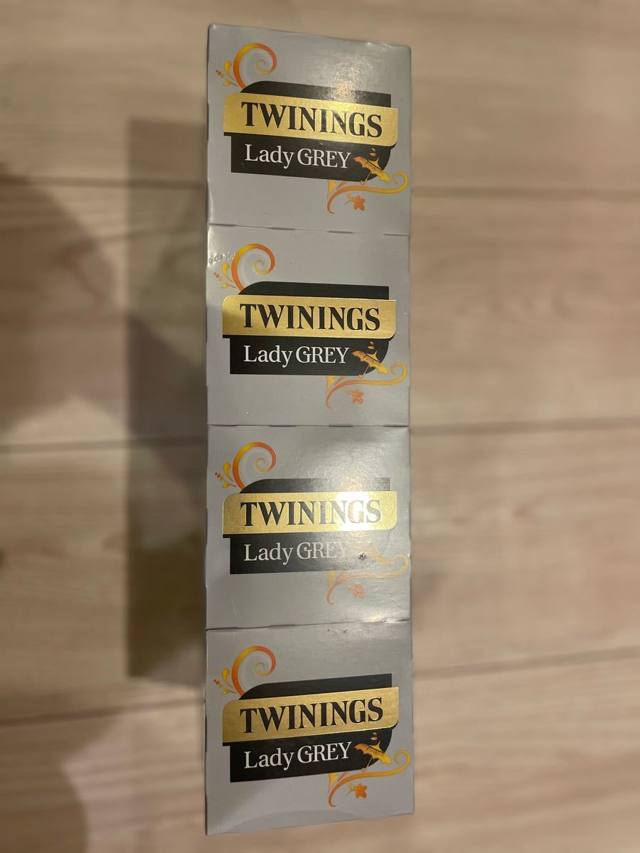 紅茶 レディグレイ トワイニング 50包 2箱セット(計100包)英国 イギリス