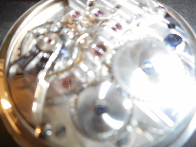 日本陸軍 陸軍航空総監賞 懐中銀時計 恩賜の銀時計 精工舎 RIGHT シルバー900 陸軍航空学校 オーバーホール済_画像5