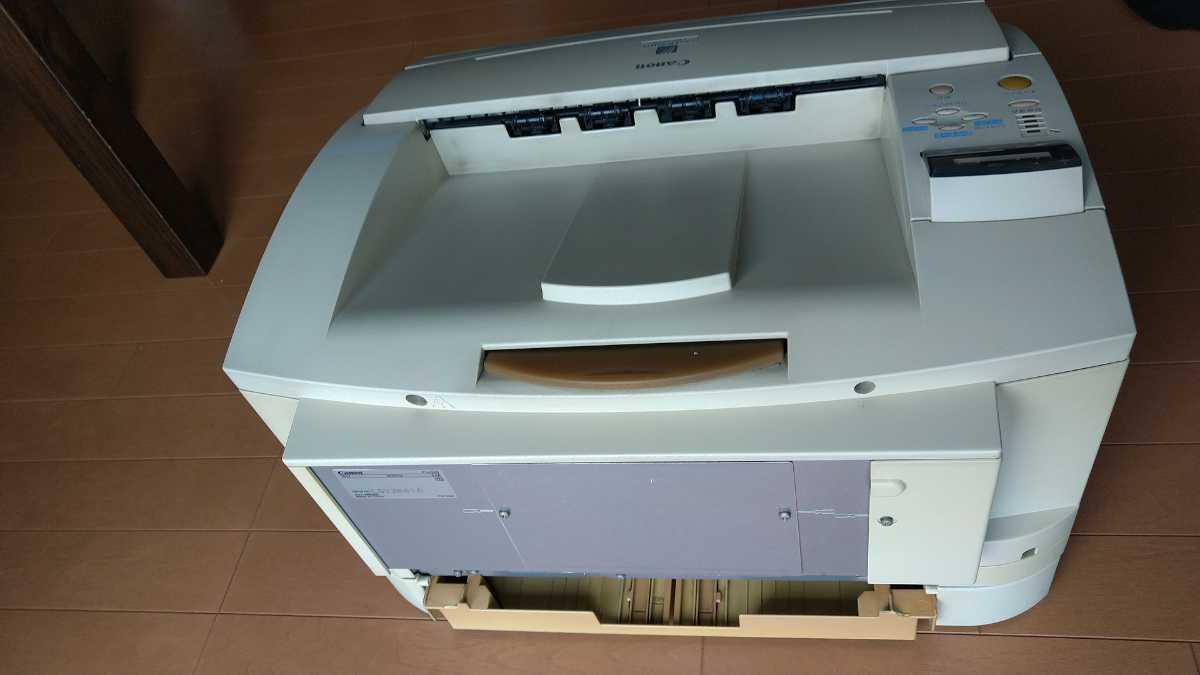 キャノンレーザ-プリンター LBP-1510_画像6