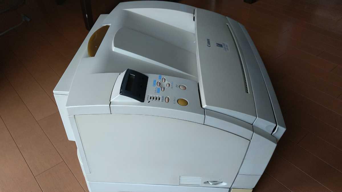 キャノンレーザ-プリンター LBP-1510_画像4
