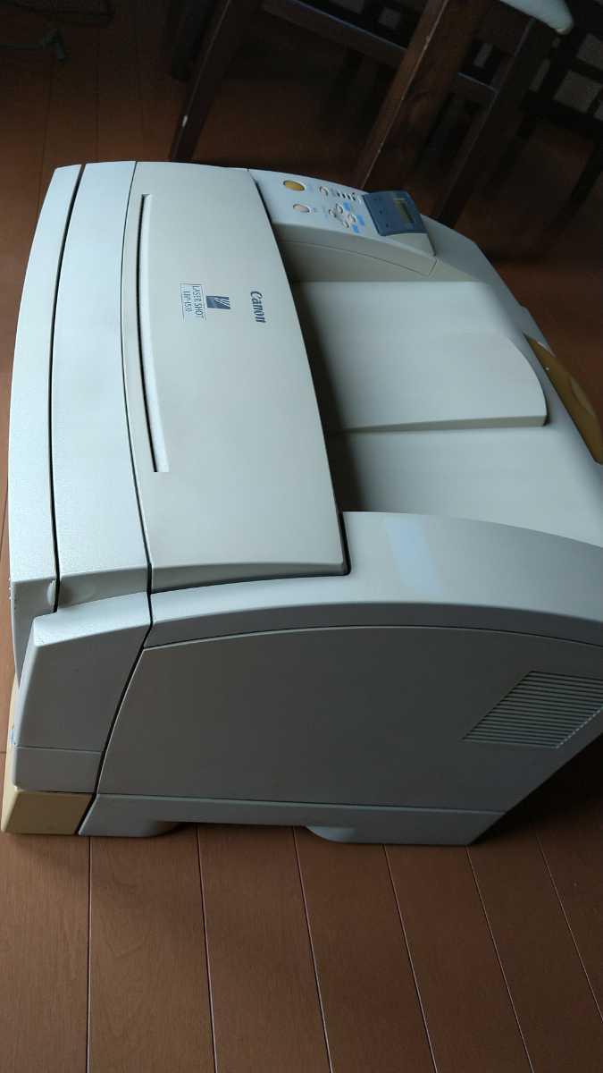 キャノンレーザ-プリンター LBP-1510_画像5
