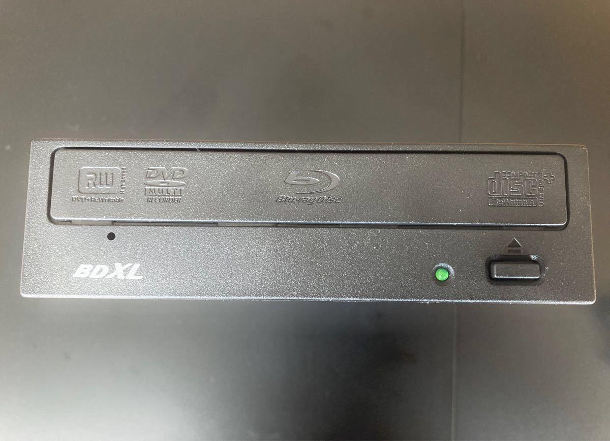 ブルーレイドライブ Pioneer SATA BDR-209XJB 2017年製 Blu-ray (動作確認済)