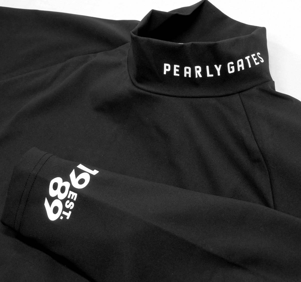 ★ストレッチシャツ★2XLサイズ★PEARLY GATES★大阪発送★ブラック★パーリーゲイツ★ハ
