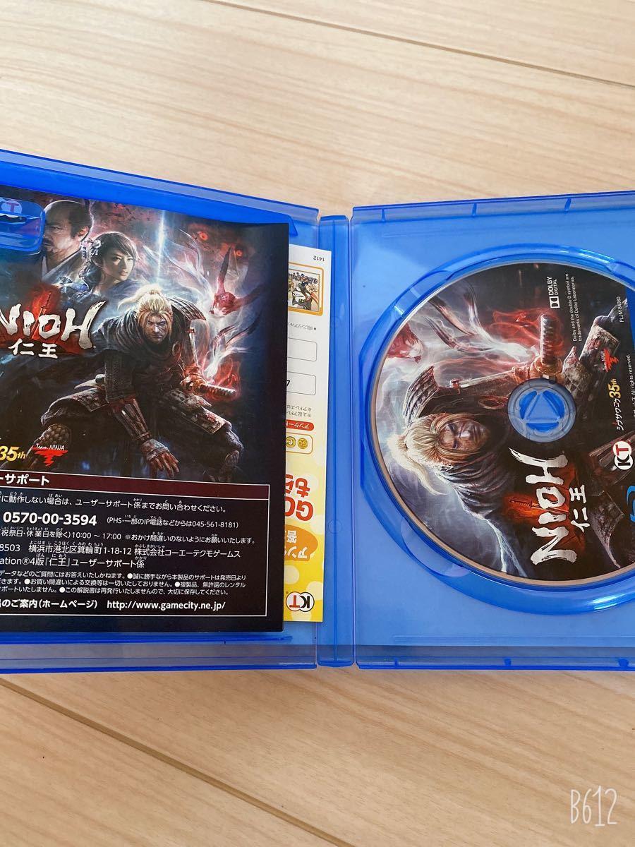 PlayStation4☆仁王