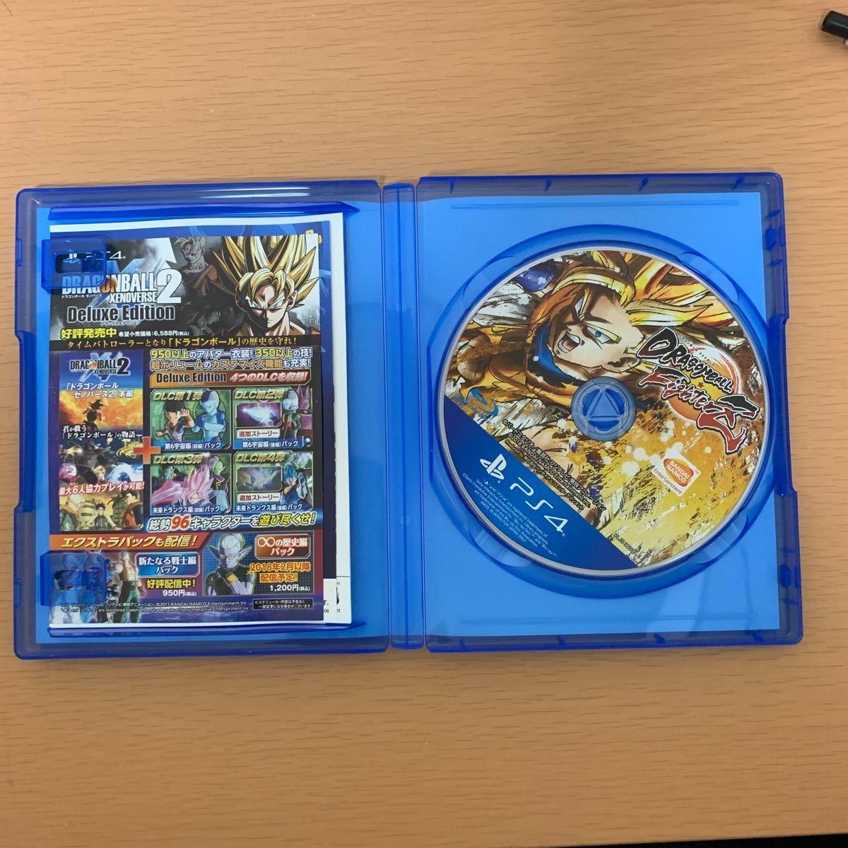 【PS4】 ドラゴンボール ファイターズ [通常版]