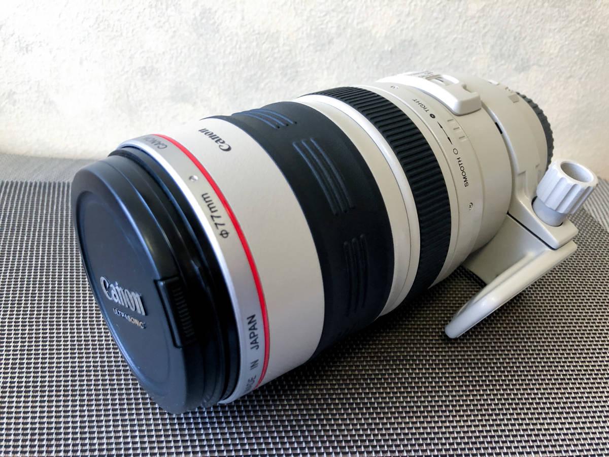 【極美品・禁煙・防湿庫保管】EF100-400mm F4.5-5.6L IS USM