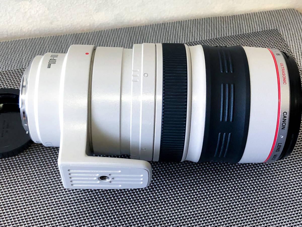 【極美品・禁煙・防湿庫保管】EF100-400mm F4.5-5.6L IS USM_画像8
