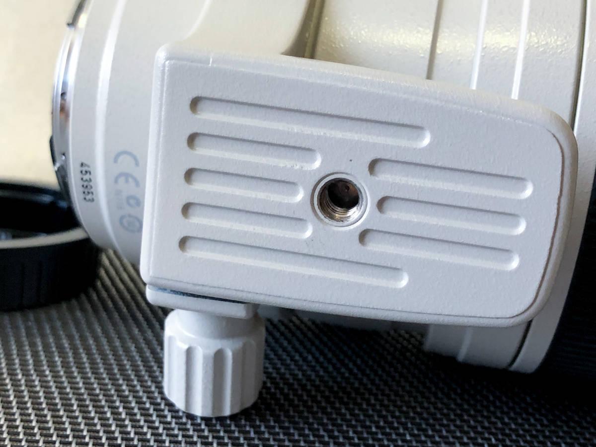 【極美品・禁煙・防湿庫保管】EF100-400mm F4.5-5.6L IS USM_画像7