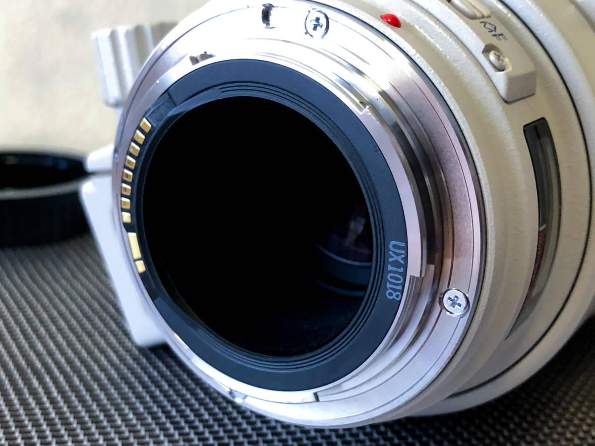 【極美品・禁煙・防湿庫保管】EF100-400mm F4.5-5.6L IS USM_画像6