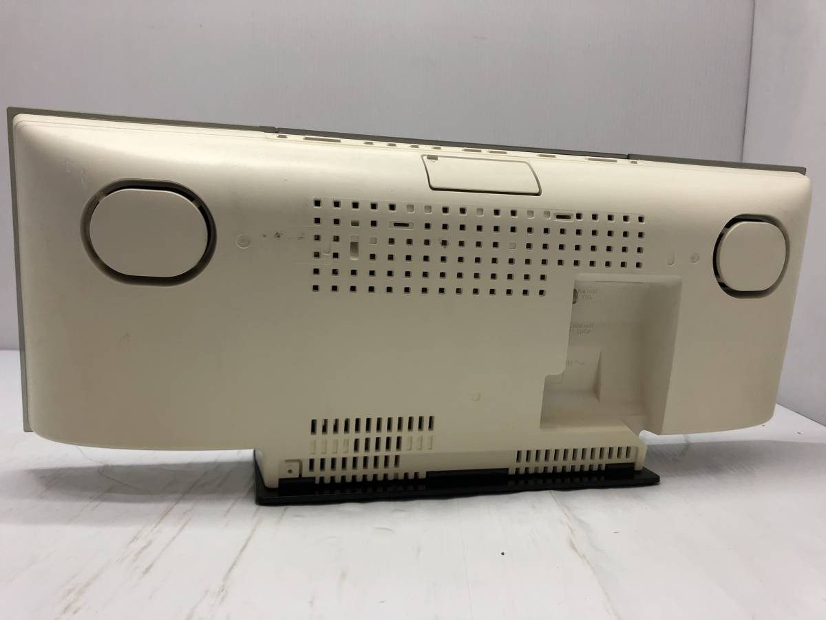 送料無料S30534 Panasonic パナソニックコンパクトステレオシステム SC-HC38 リモコンBluetooth CD iPOD_画像2