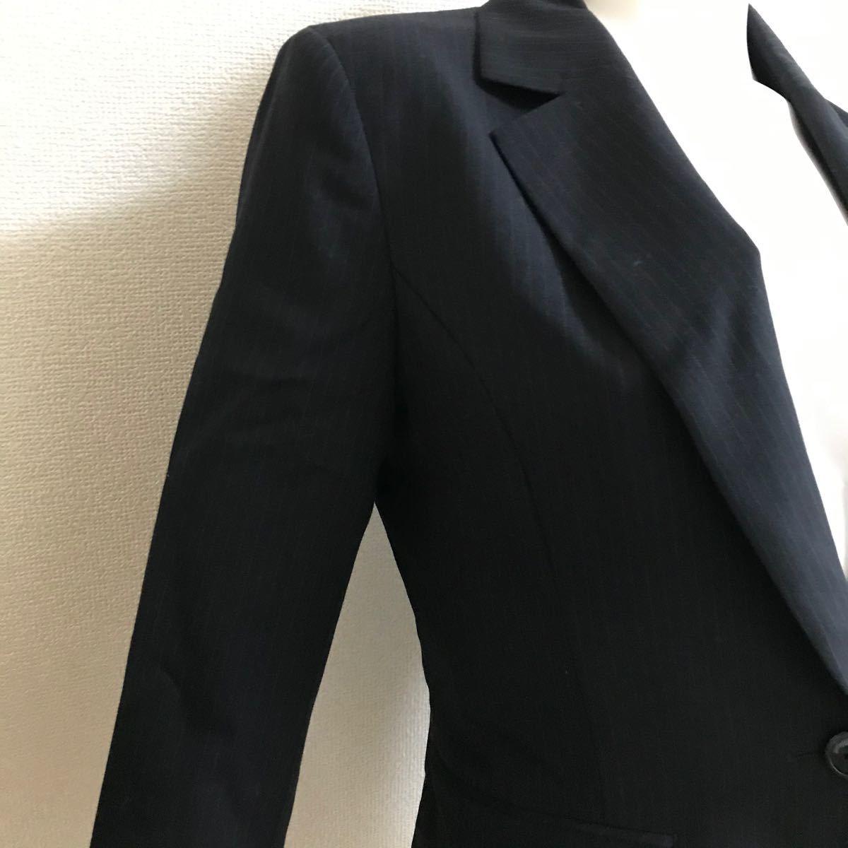 テーラードジャケット ジャケット ネイビー オフィスカジュアル スーツ フォーマル