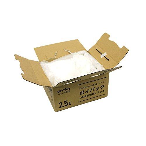 【新品未使用】お買い得限定品2.5L【Amazon.co.jp限定】エーモン(1602.5Lポイパック(廃油処理箱)_画像2