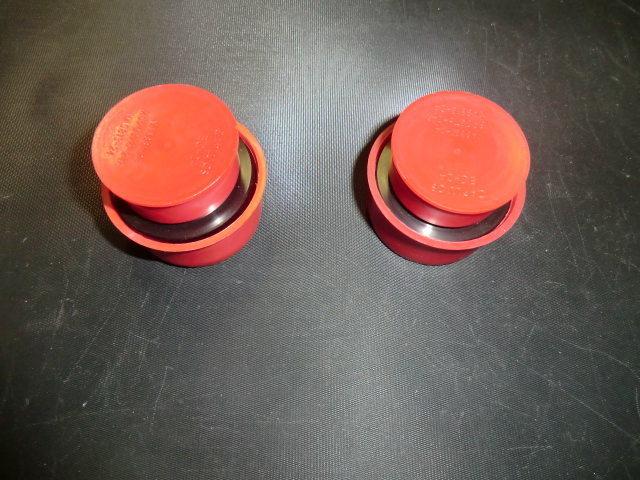 中古 アマダ レーザー加工機α-2415用で使用していた5インチ用レンズ 2個_画像3